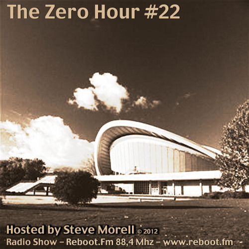 The Zero Hour #22 New Releases & Favorite Spring Tunes (2012-05-20)
