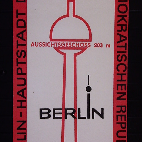 Berlin 1987 (Alex)