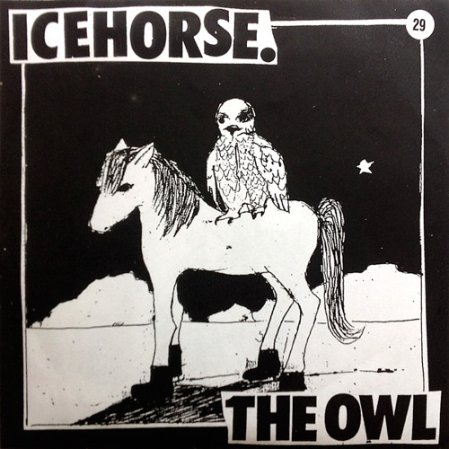 The Icehorse - Kevin