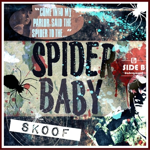 Skoof - Spider Baby *Back on Wax* (Original) [Side B Underground]