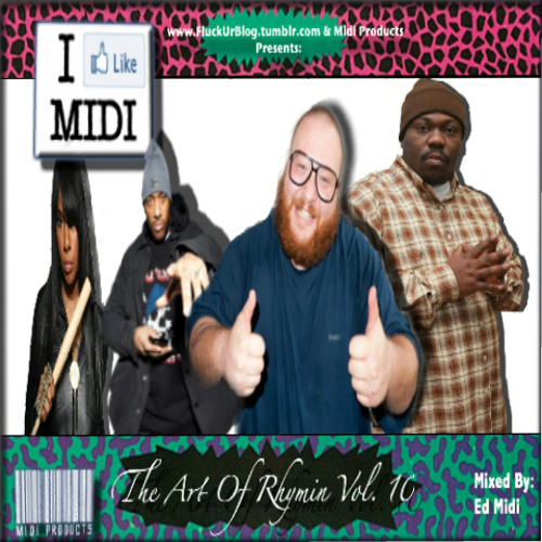 The Art Of Rhymin Volume 10