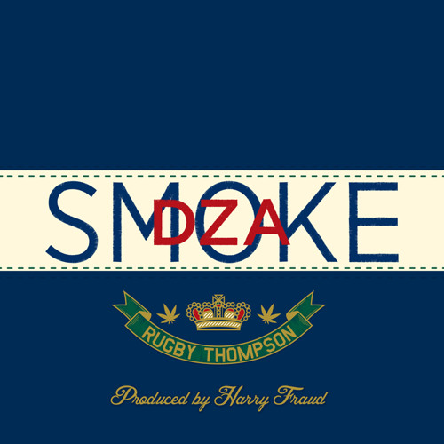 Smoke DZA - Kenny Powers (Prod. By Harry Fraud)