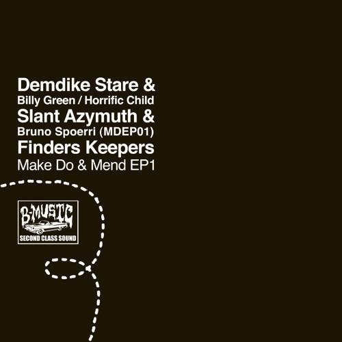 DEMDIKE STARE & BILLY GREEN - TOADSTRIP