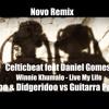 Winnie Khumalo - Live My Life audio remix Celticbeat feat Daniel Gomes Guitarra Portuguesa