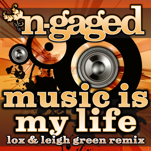Cally Gage and Energy Syndicate - Music Is My Life (Lox and Leigh Green DWYC Remix) **OUT 24 SEP**