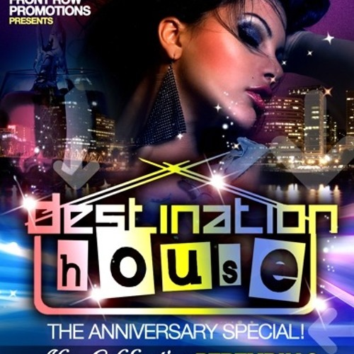 DESTINATION HOUSE 16TH JUNE 2012 - DJ PEREMPAY