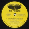 Mr. Fingers - What About This Love  (Homero Espinosa Edit) FREE DOWNLOAD