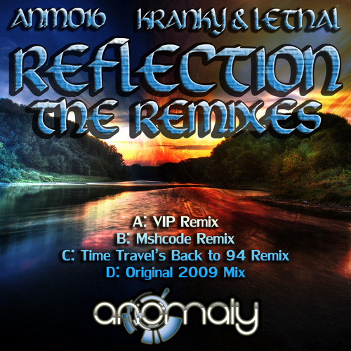 ANM016-A: Kranky & Lethal - Reflection [VIP Remix] (Clip)