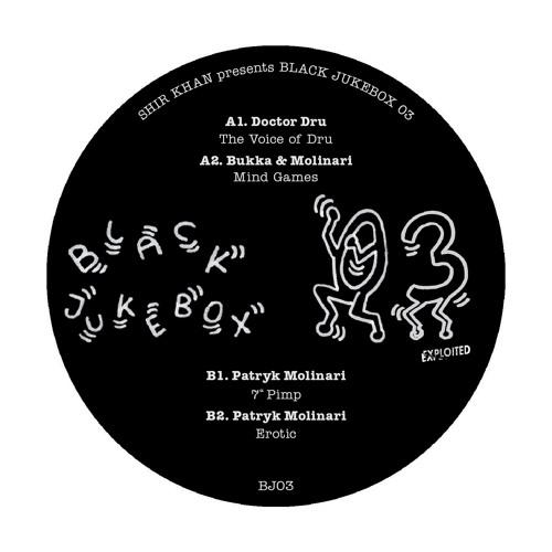 Patryk Molinari - Erotic (Original Mix) released on EXPLOITED