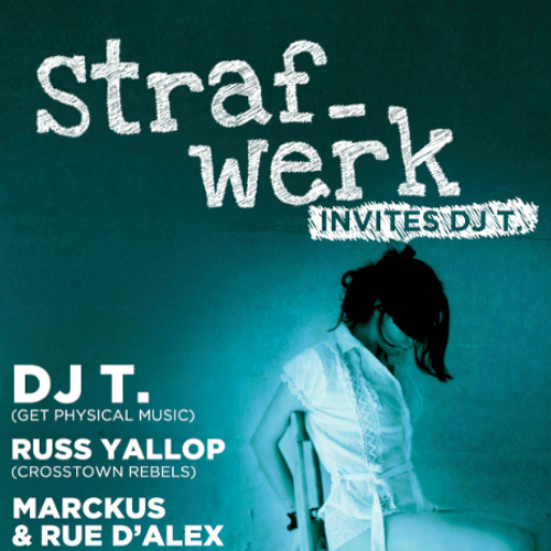 STRAF_WERK podcast by Rue d'Alex