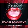 Britney Spears - Hold It Against Me (Tommer Mizrahi Short Remix)