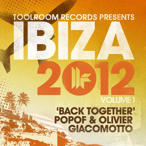 Popof & Olivier Giacomotto - Back Together (Original Club Mix)