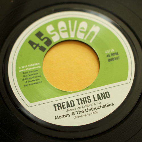 Morphy & The Untouchables - Tread This Land (4571A)