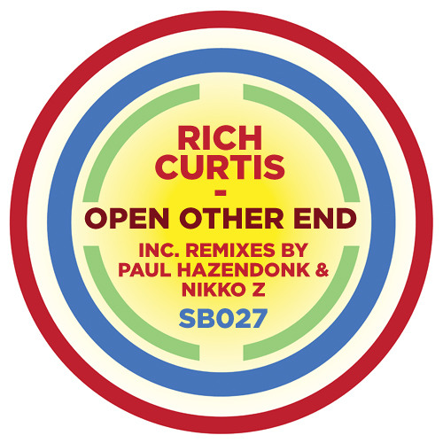SB027 | Rich Curtis 'Open Other End' (Nikko Z remix)