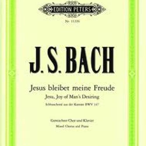 Jesu, Meine Freude, BWV 227 (Mvt. I)