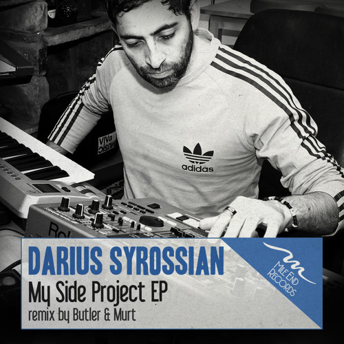 DARIUS SYROSSIAN - 'My Side Project' - (OUT TODAY wed 1st August 2012)