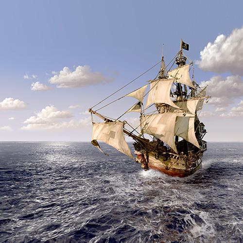 Adventures Across The 7 Seas