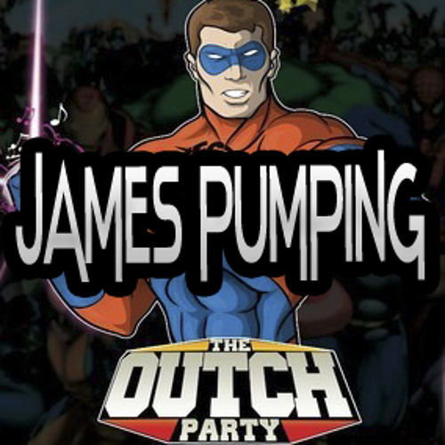 James Pumping@OutchParty_2012