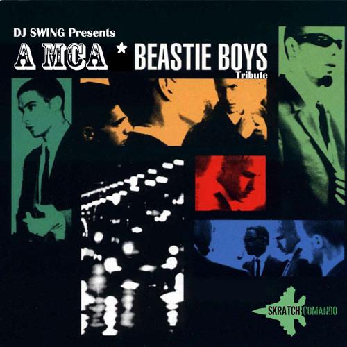 A MCA Beastie Boys mixtape snippet version