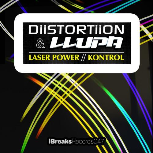 DiiSTORTiiON & Llupa :: Laser Power / Kontrol :: iBreaks