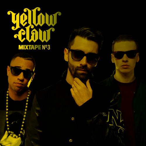 Yellow claw - 4 bilder 1 wort - c2289