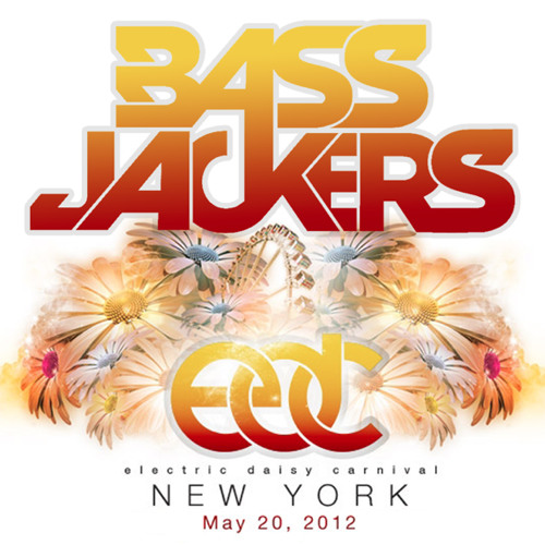 Bassjackers - Live @ Electric Daisy Carnival (New York) - 20.05.2012