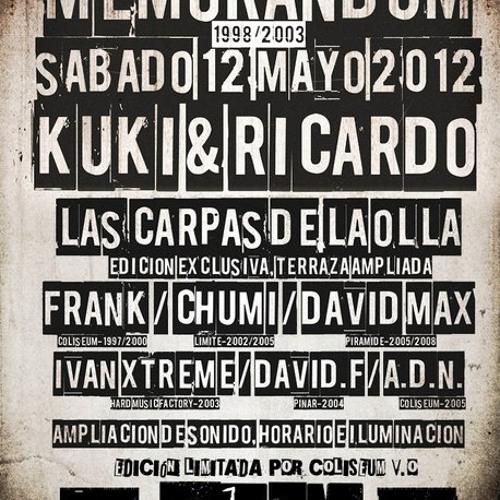 Ivan X-treme@Coliseum Memorandum  12:05:2012