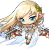 Maplestory Elluel (Mercedes World) - Wind and Flower