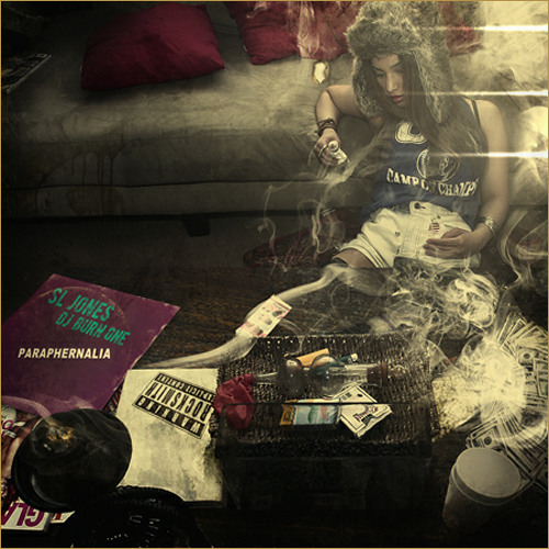 SL Jones & DJ Burn One FT. Freddie Gibbs - M.E.M.P.H.I.S.