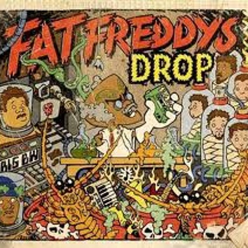 Fat Freddys Drop - Big BW [Tokyo Prose Bootie]