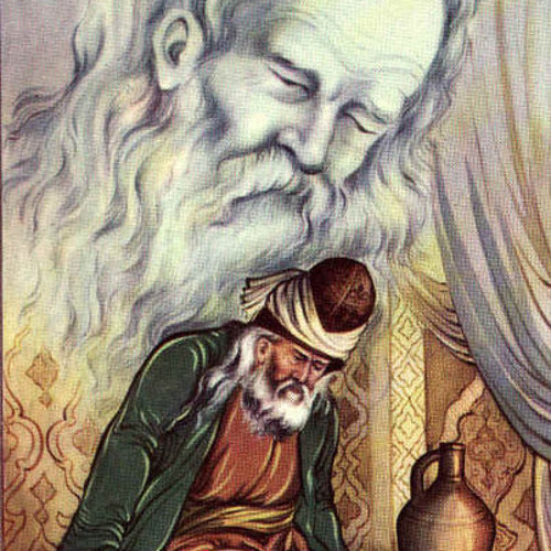 Rumi Moment 1-May 22,'12-Blame It On Gaian Poetree's A.M. Offering