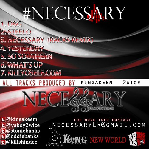 5.NECESSARY- SO SOUTHERN