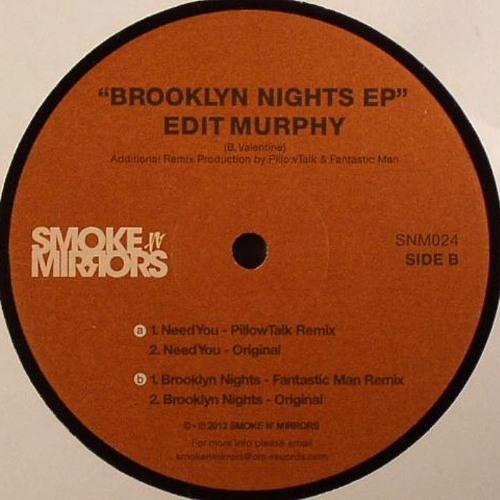 Brooklyn Nights (Fantastic Man Remix)