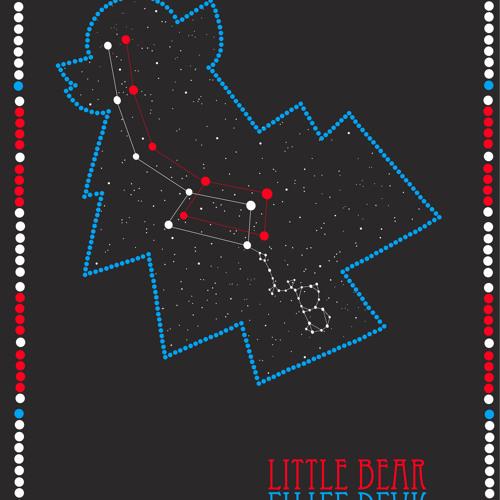 Lilly LITTLE BEAR Self Titled Album 2011