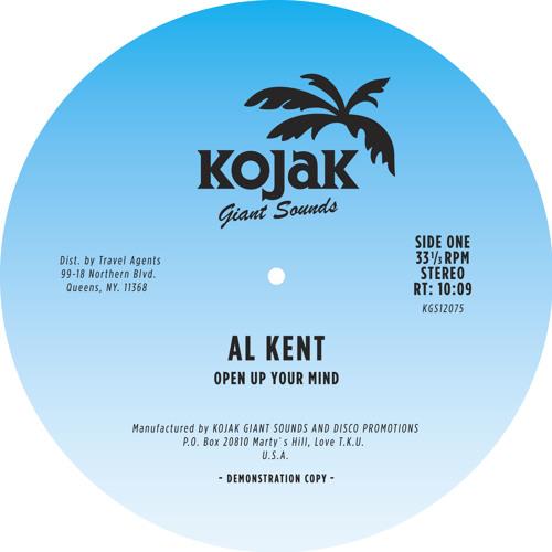 """Al Kent - """"Open Up Your Mind"""""""