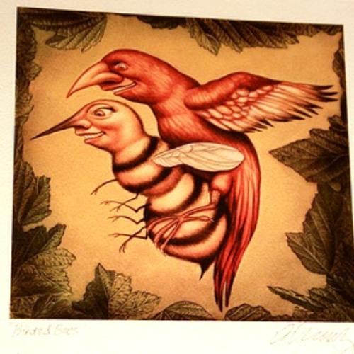 Birds N the BeeZ ft. MarkTheShark