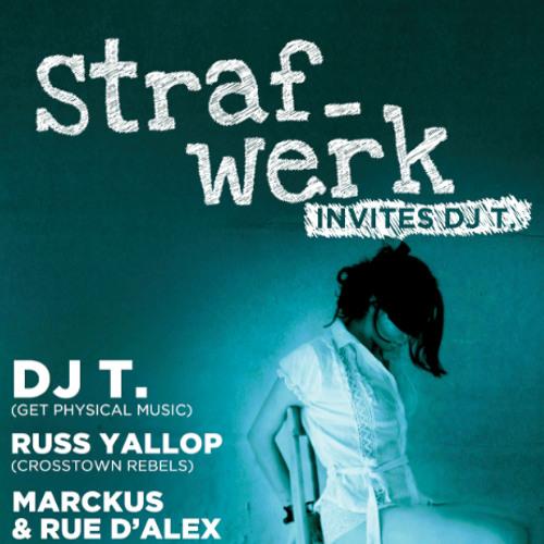 STRAF_WERK podcast by Rue d'Alex