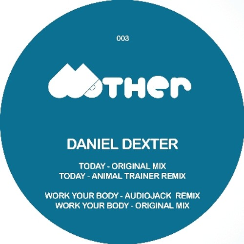 "B1. DANIEL DEXTER - ""Today"" (Original Mix), Snippet 