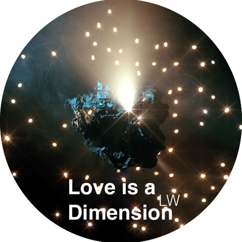 Love is a Dimension - Lee Webster