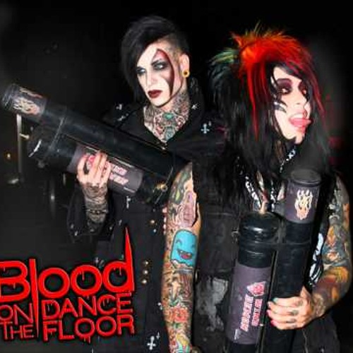 Blood On The Dance Floor Sugar Rush!