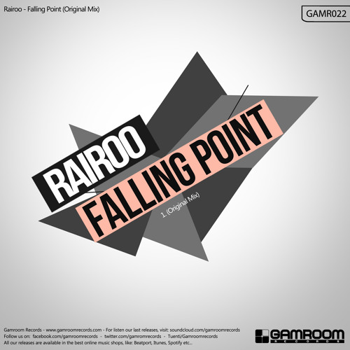 Rairoo - Falling Point (Preview Edit)//Gamroom Records//