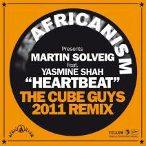 MARTIN SOLVEIG 'Heartbeat' (The Cube Guys Remix)