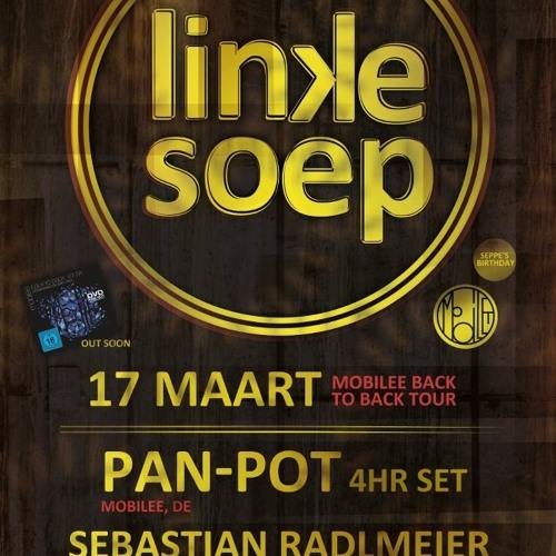 Pan-Pot @ Studio 80 | Linke Soep - Mobilee Back To Back Tour (17.03.2012)