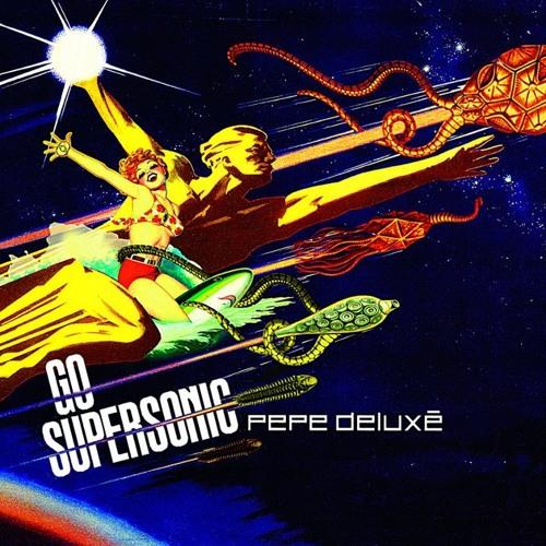 Pepe Deluxé - Go Supersonic - Husky Rescue Version