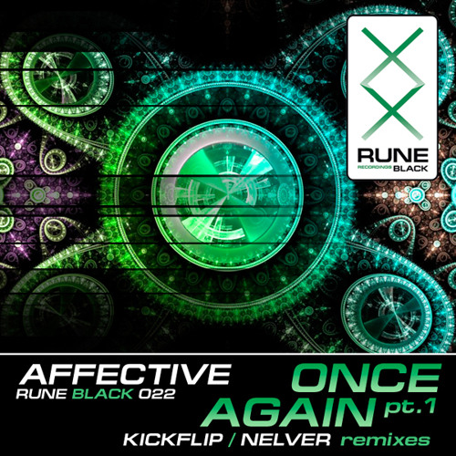 RUNE022BLACK: Affective - Once Again [PREVIEW]