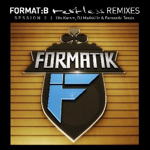 Format:B - Warped (Fernando Tessis Remix) / Formatik