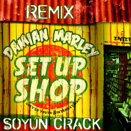 Damian Jr Gong Marley - Set Up Shop (Braindread Remix) Free Download in Description
