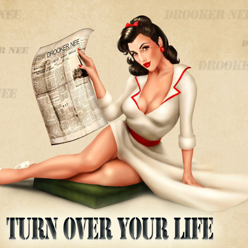 Drooker Nee.. Turn Over your life  -2012  Gofio Canario-
