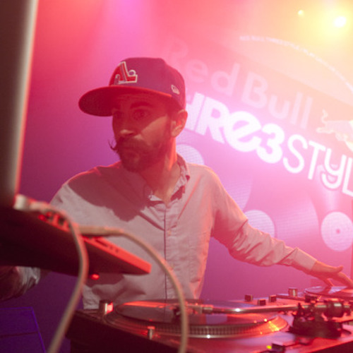 Adam Doubleyou - Red Bull Thre3style 2011 Canadian Finals