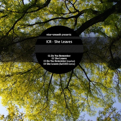 ICR - She Leaves [NICE0047]